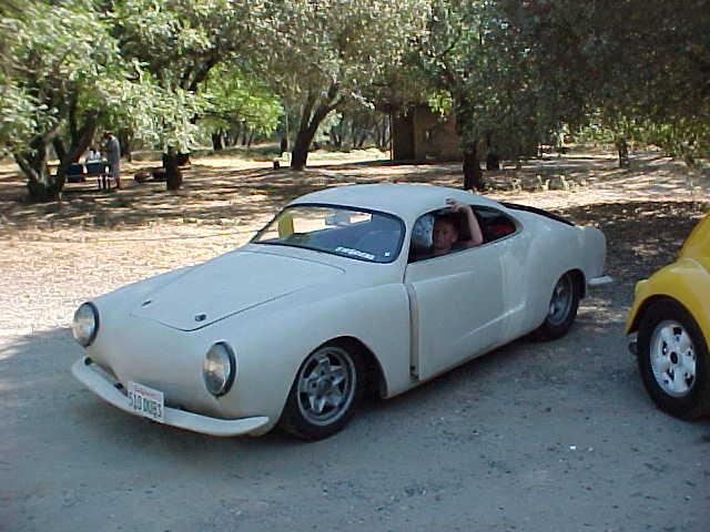 thesamba gallery chop top ghia 1964 Karmann Ghia chop top ghia