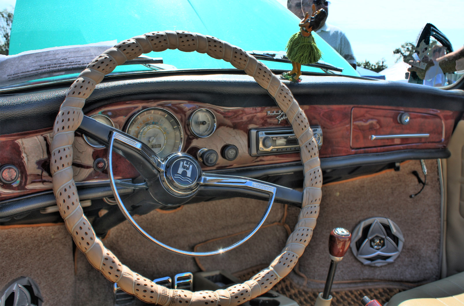 Ghia View Topic 1971 Wood Dash Face Replacement Wooden Panel Dashboard Image May Have Been Reduced In Size Click To Fullscreen