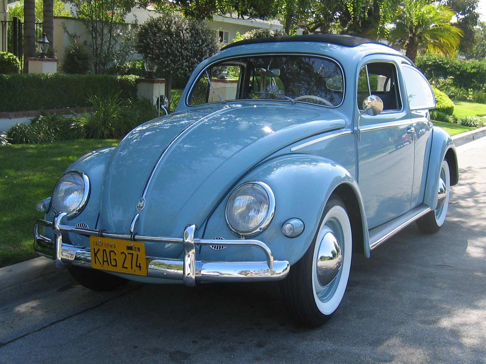 Example Of Horizon Blue