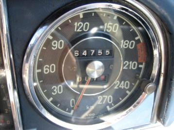 VDO 270 kmh  speedo