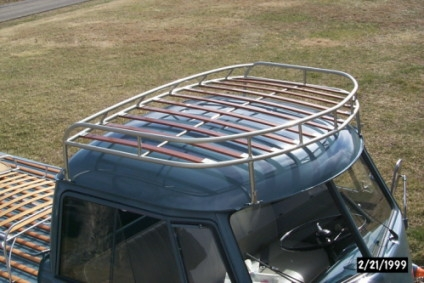 Very Nice Looking Single Cab Roof Rack