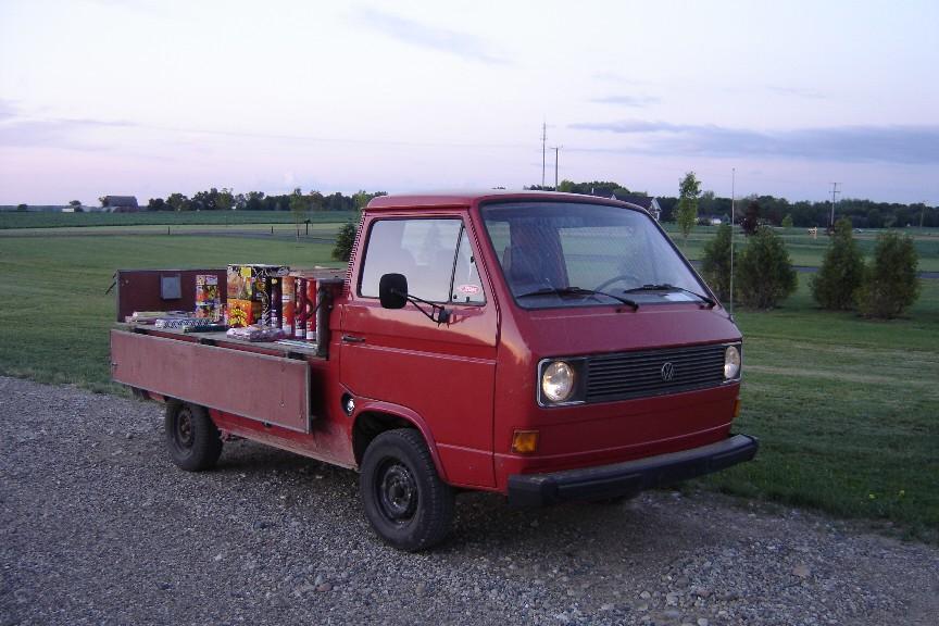 Westfalia Widebed Single Cab