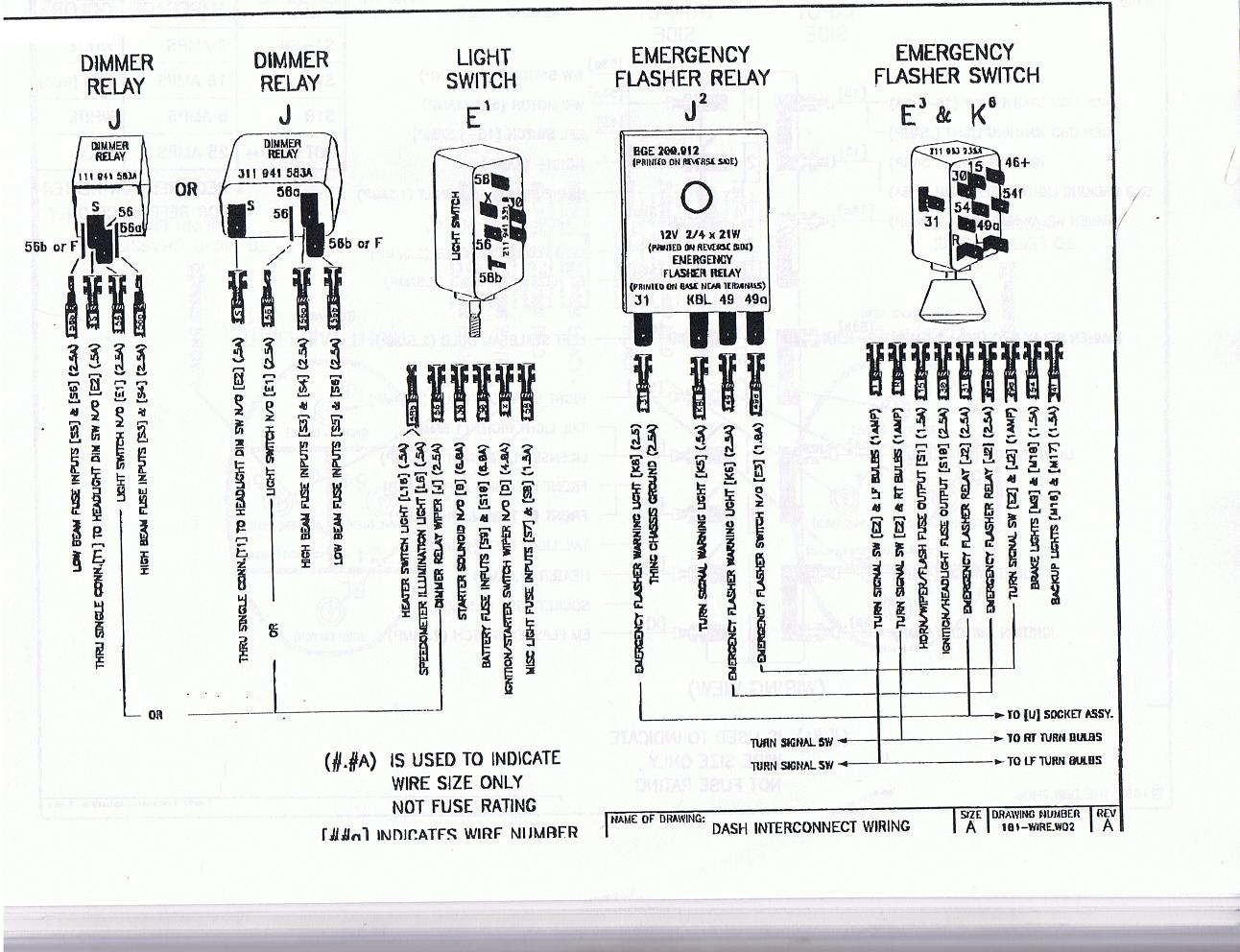 vw thing wiring wiring diagrams schematics 1974 VW Thing Wiring-Diagram and fuse box vw thing free download wiring diagram vw thing fuse box wiring diagrams schematics on suzuki verona fuse box for thesamba com thing vw thing wiring at Volkswagen Thing Wiring Harness