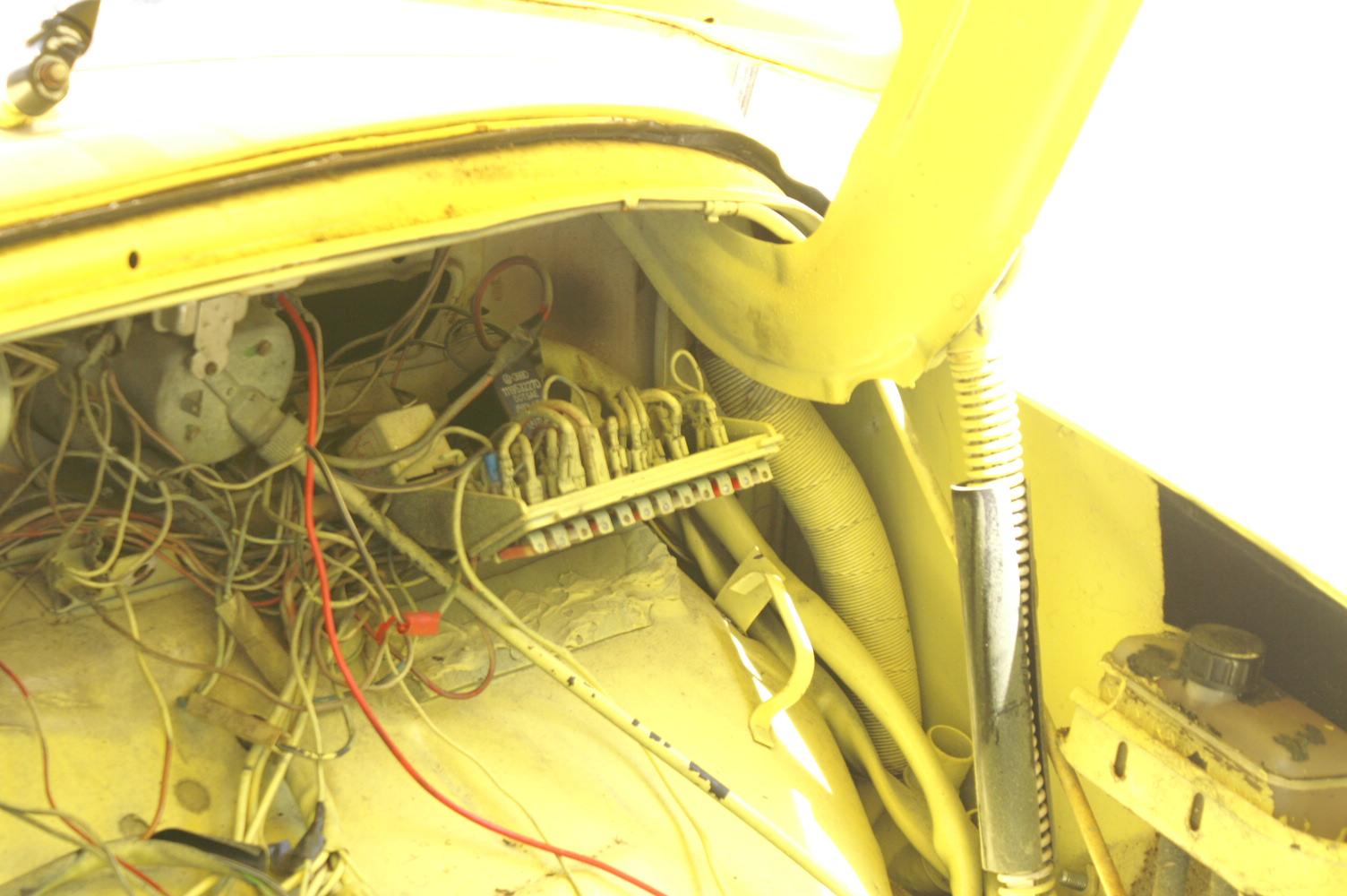 Bug wiring