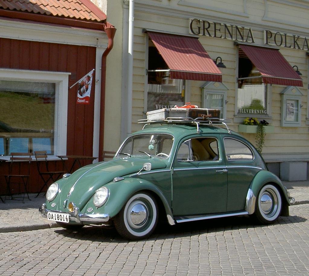 Volkswagen Typ1 1200
