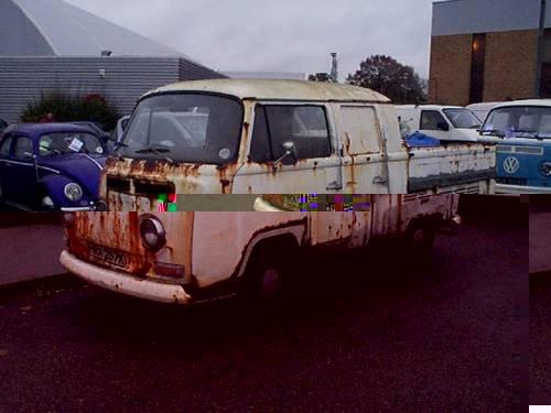 Gnarly '72 Crewcab