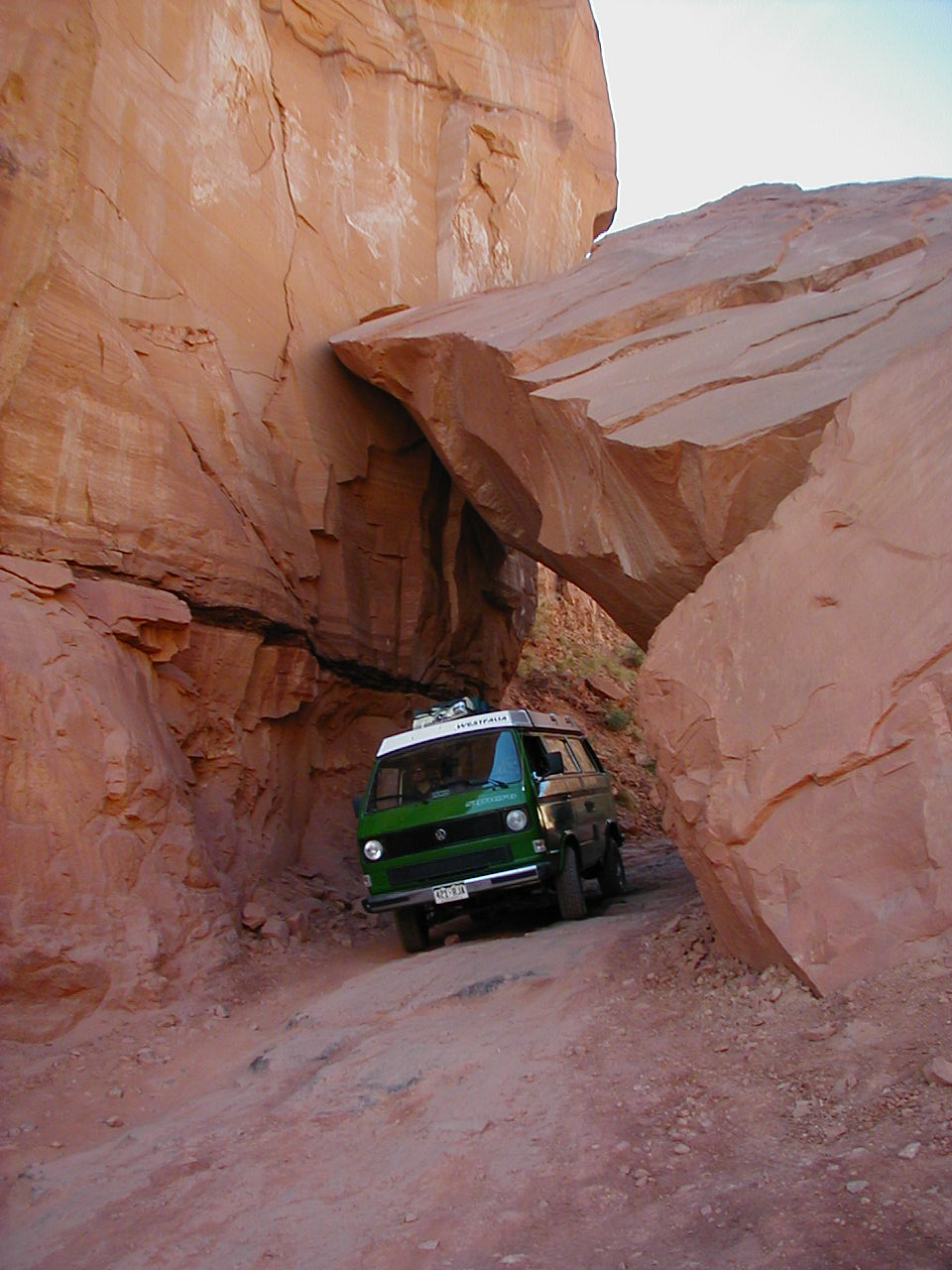Long Canyon Near Moab