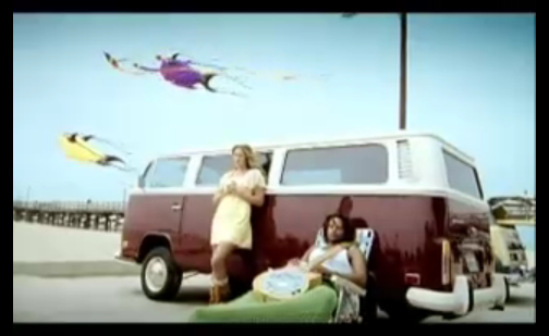 Schiller Video feat. Colbie Caillat and a VW Bus