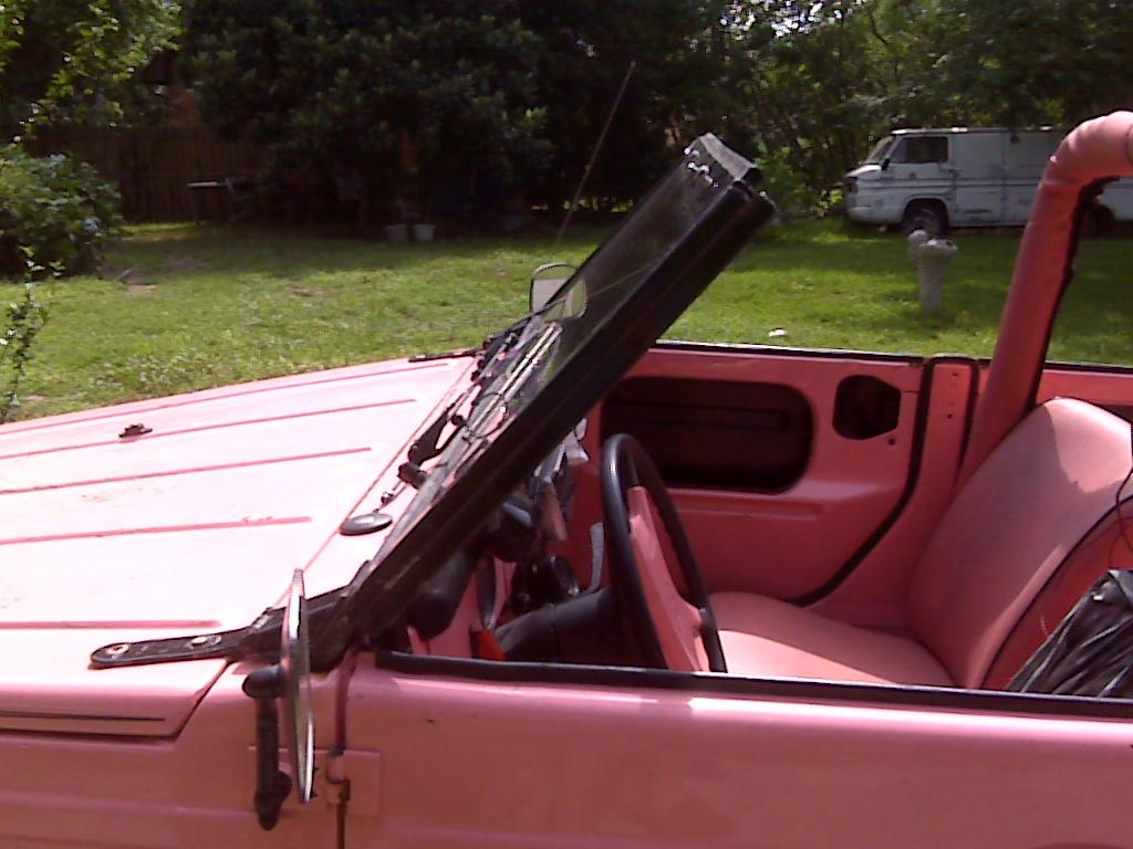 thing windshield promblem