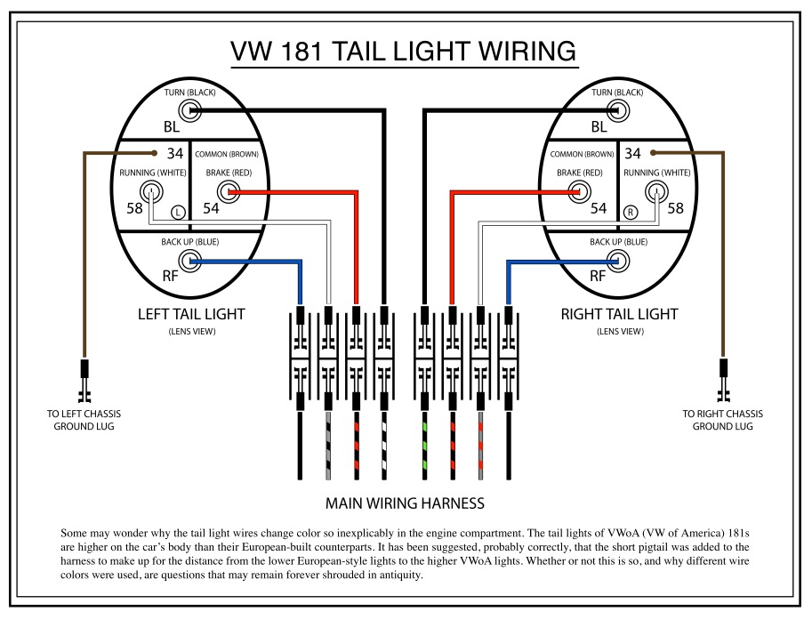 566818 tail lights wiring diagram tail wiring diagrams collection  at bayanpartner.co