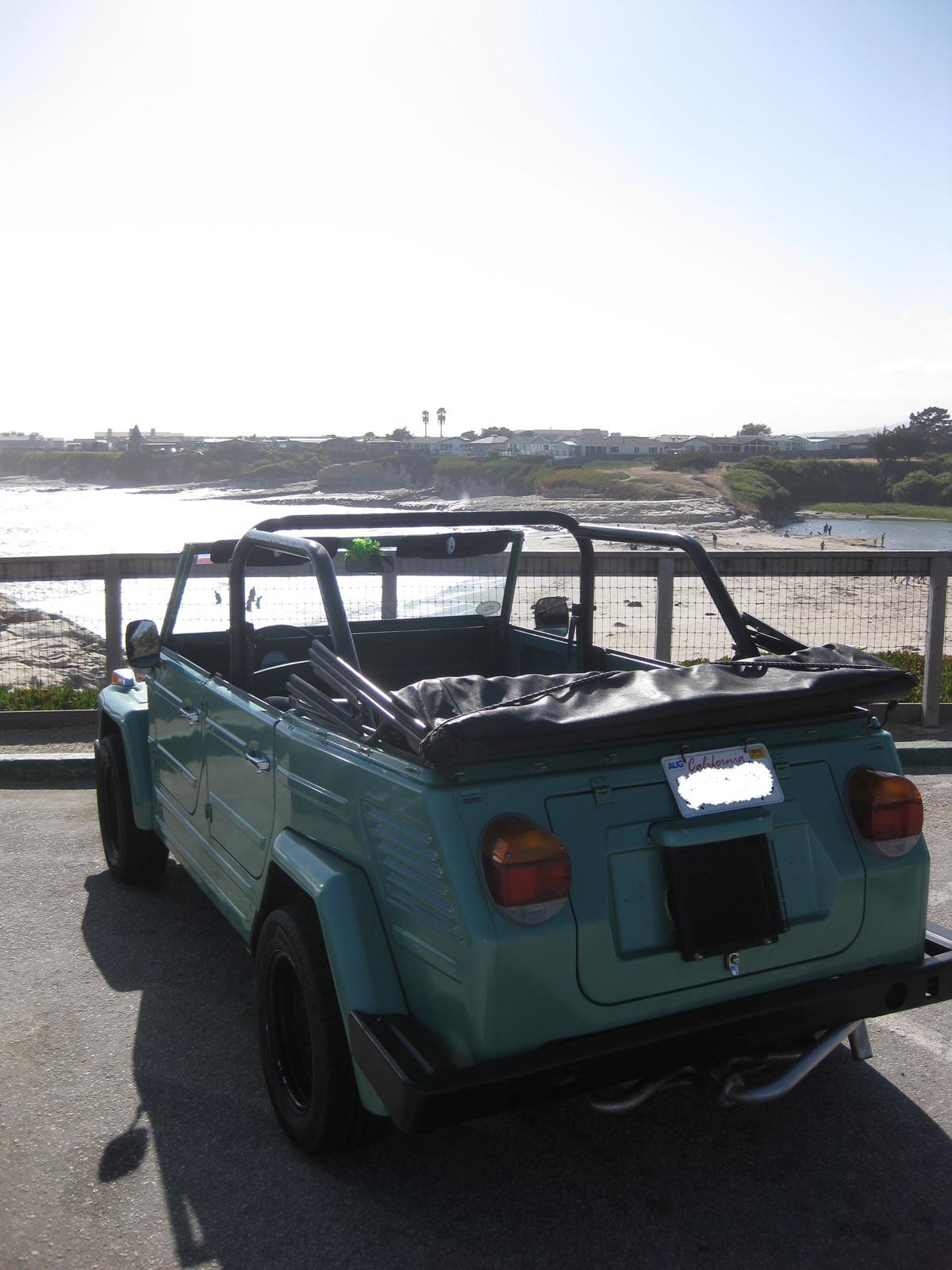 Trip to Santa Cruz in the Thing