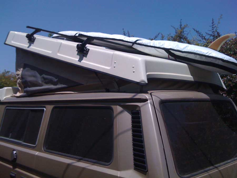 Thesamba Com Vanagon View Topic Post Your Roof Rack