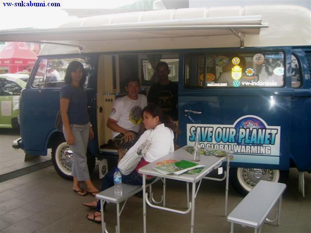 Jambore vw indonesia II Bogor indonesia