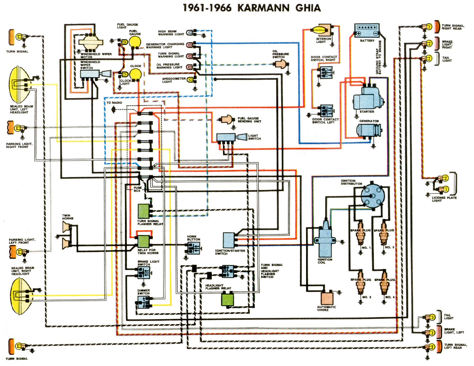 356a Wiring Diagram Most Searched Right Now Simple Dimmer Switch For Electrical Diagrams Thesamba Com Ghia View Topic 12v 66 Wont Start Light