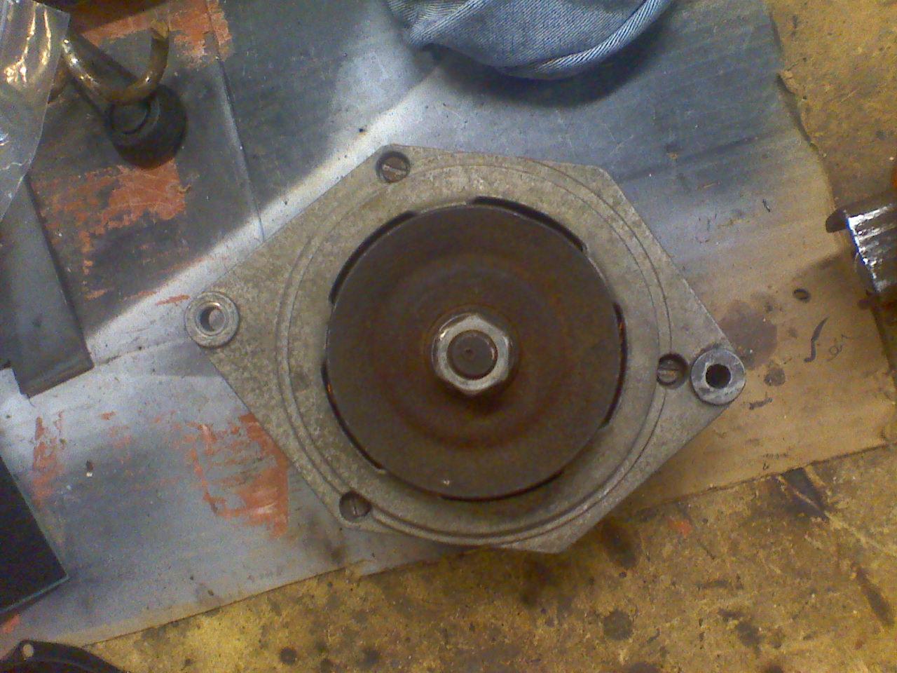 What alternator?  55amp or 70amp?
