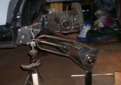 bcr 4x5 dual pivot arms