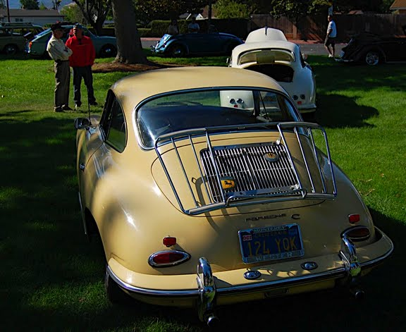 Nor Cal Vintage VW Porsche Treffen 2009,