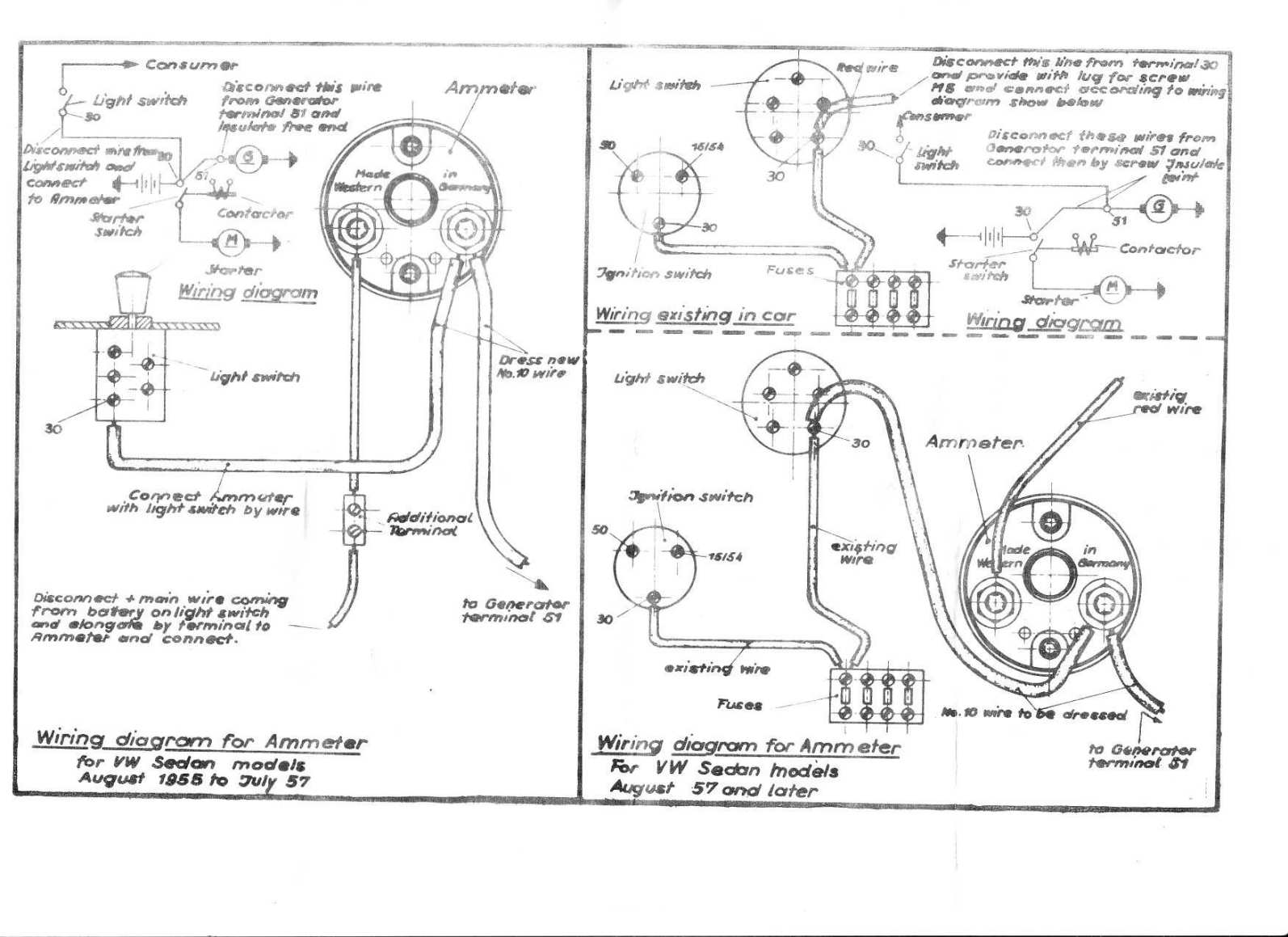 590656 thesamba com accessories memorabilia toys view topic how to vdo ammeter wiring diagram at aneh.co