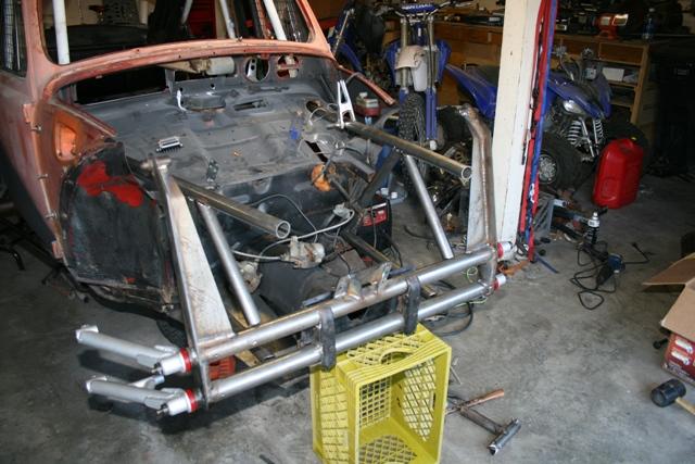 TheSamba com :: HBB Off-Road - View topic - My 70 Baja Build