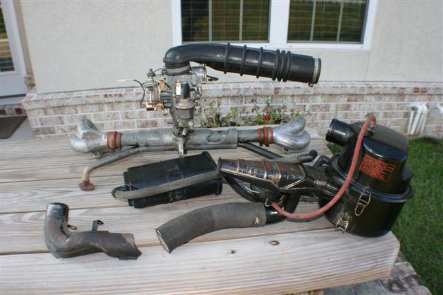 Gas System