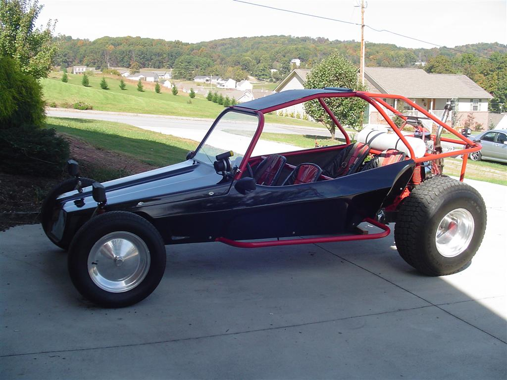 vw sand rail dune buggy