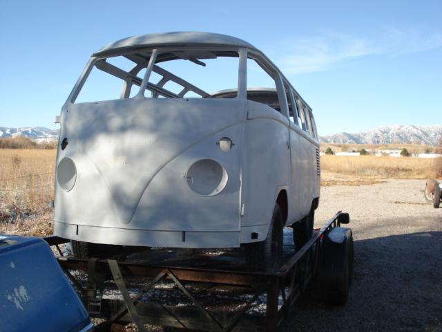 My 1964 vw 21 window