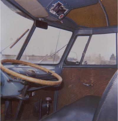 59 single cab interior