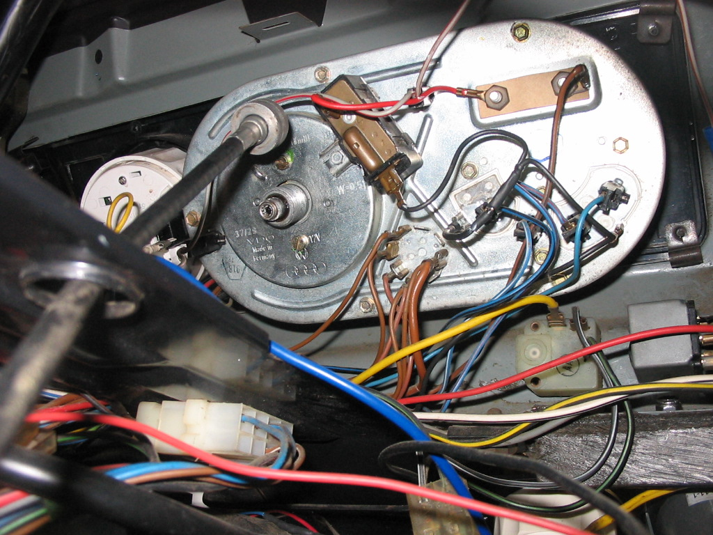 1986 camaro power antenna wiring diagram thesamba com gallery instrument panel    wiring     78 bus  thesamba com gallery instrument panel    wiring     78 bus
