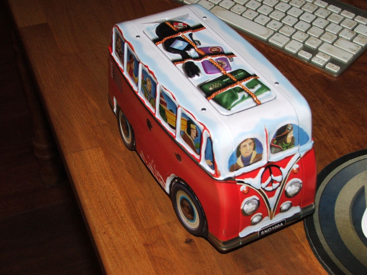 Vw Bus Cookie Jar From Cost Plus World