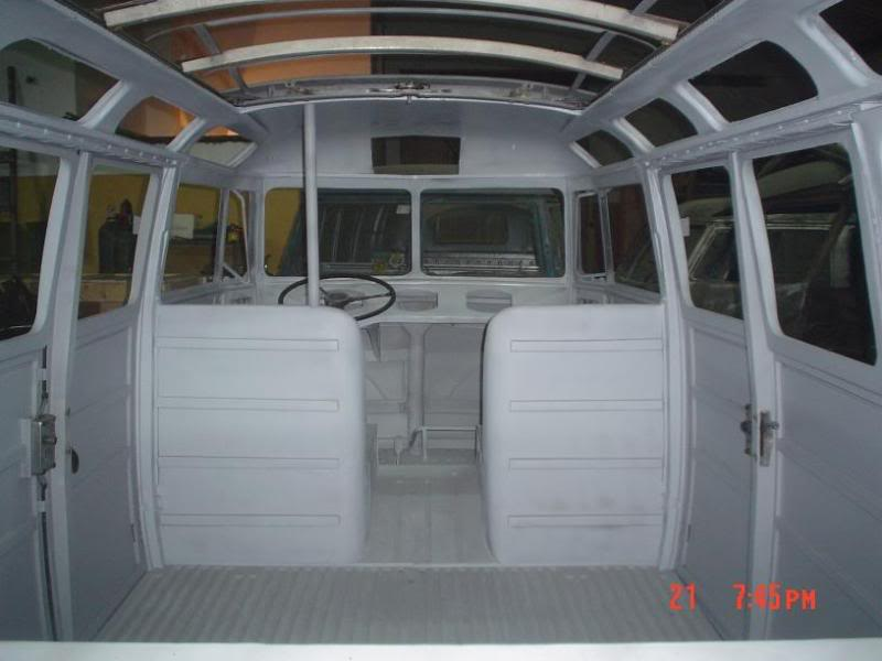TheSamba com :: Split Bus - View topic - KIT CAR VW bus  yes or no?
