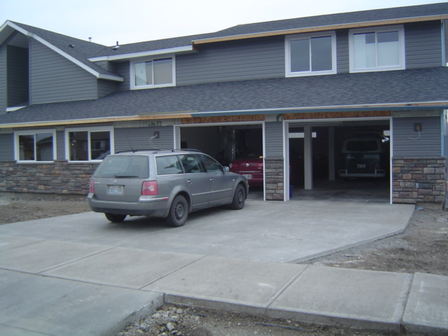 New House Garage