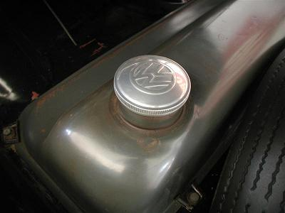 1957 Oval gas tank color for reference