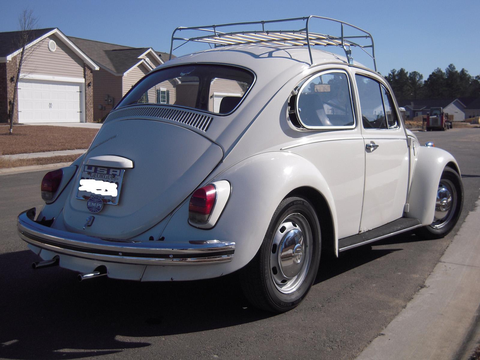 TheSamba.com :: Gallery - 68 VW bug