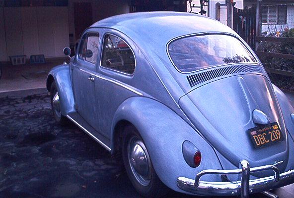 8/1957 Glacier Blue