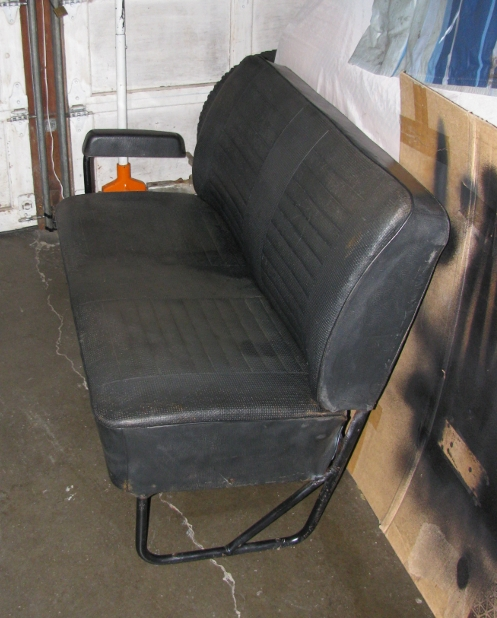 Two-person Bus seat