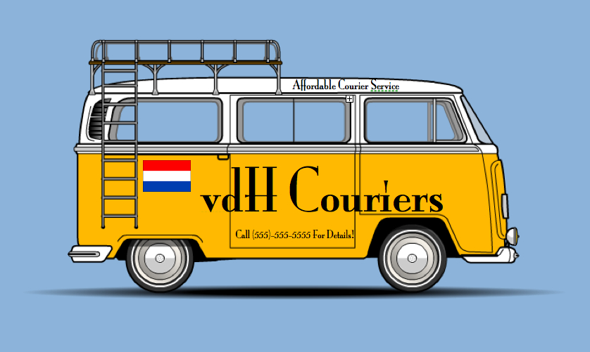 vdH Couriers