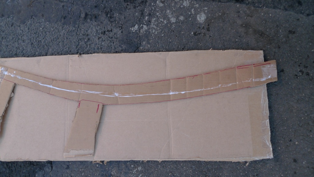sportage tire carrier project - hatch bracket fabrication