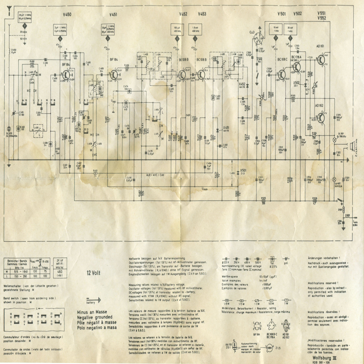 Blaupunkt Equalizer Wiring Diagram Library