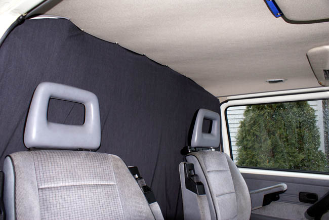 Thesamba Com Vanagon View Topic Curtains Behind