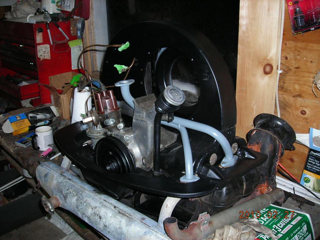 project bitsa 36 hp