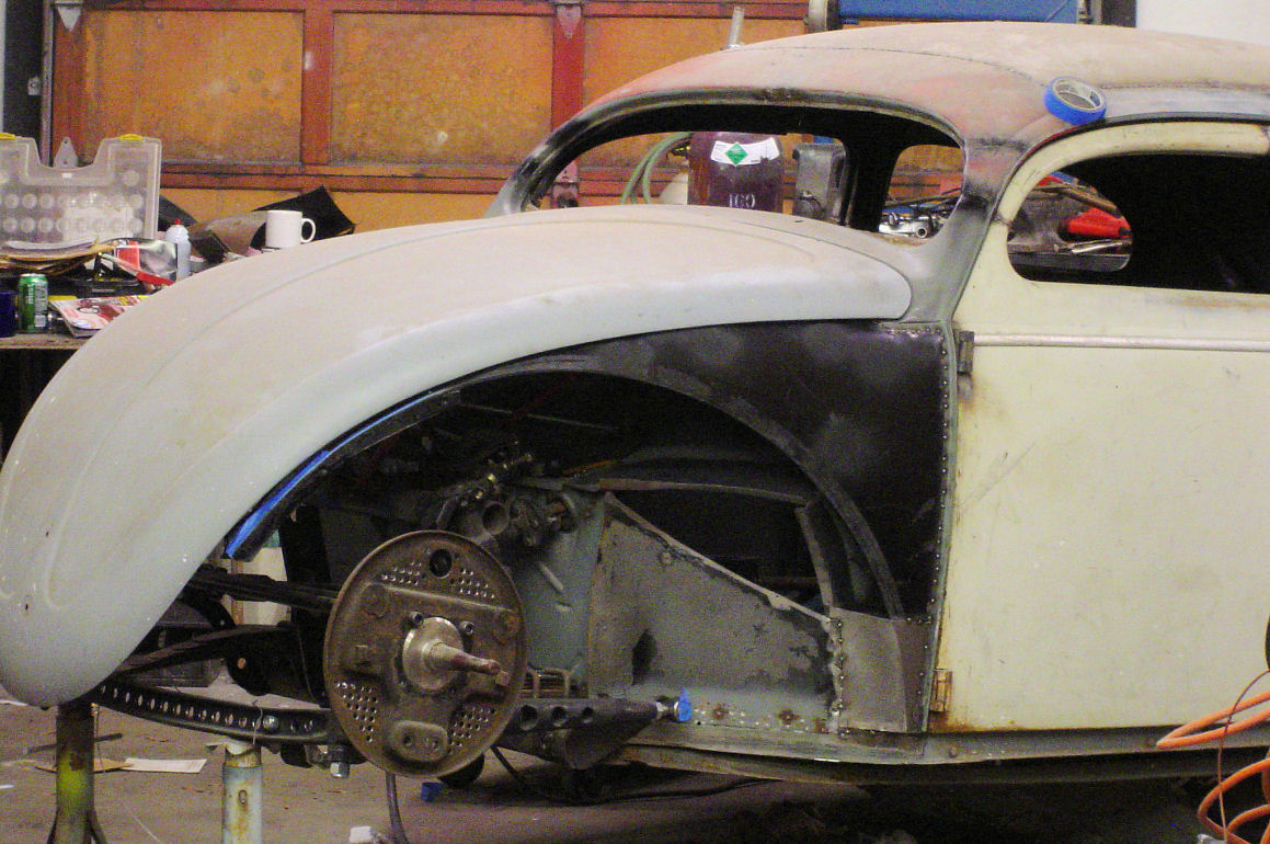 Thesamba Com Other Vw Vehicles Volksrods View Topic How To Get This Stance Rat Rod