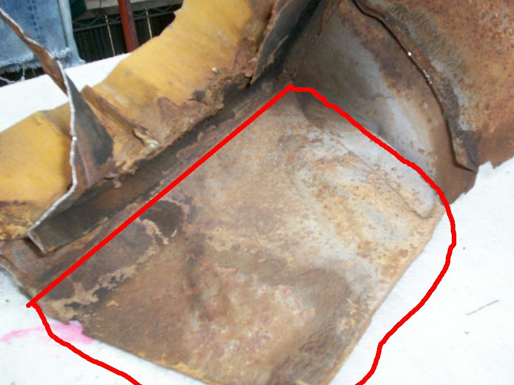 Interior Mudflap