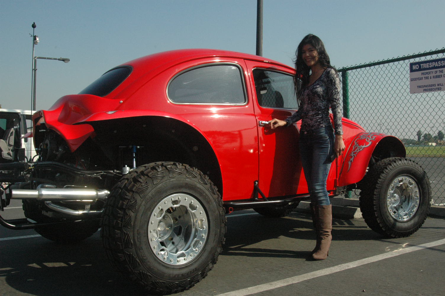 TheSamba.com :: Gallery - red baja bug