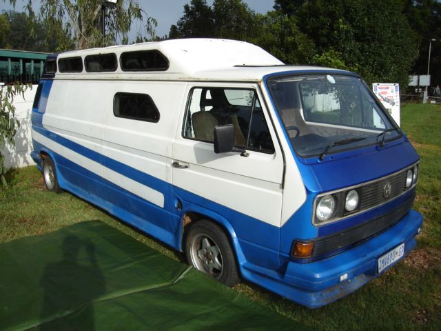 Stretch vanagon