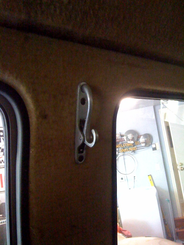 Jan 51 coat hook