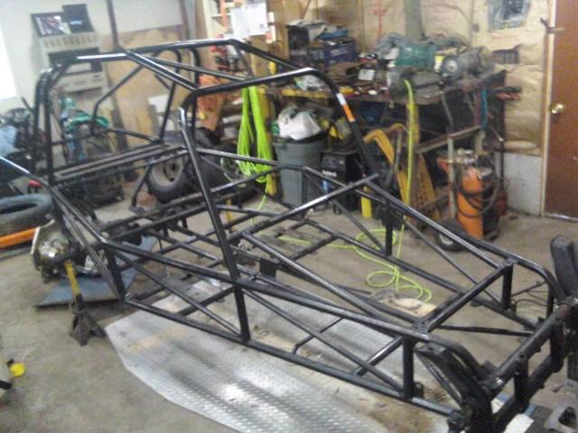 TheSamba com :: Gallery - Brian's sand rail (re)build