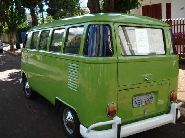Bus / Frid / 181 tail lights