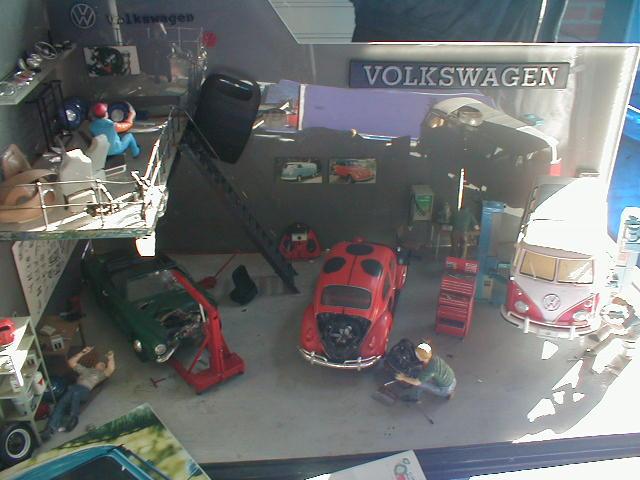 VW Werkstat