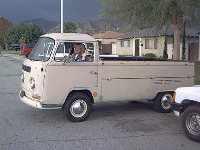 1968 single cab! WOW!