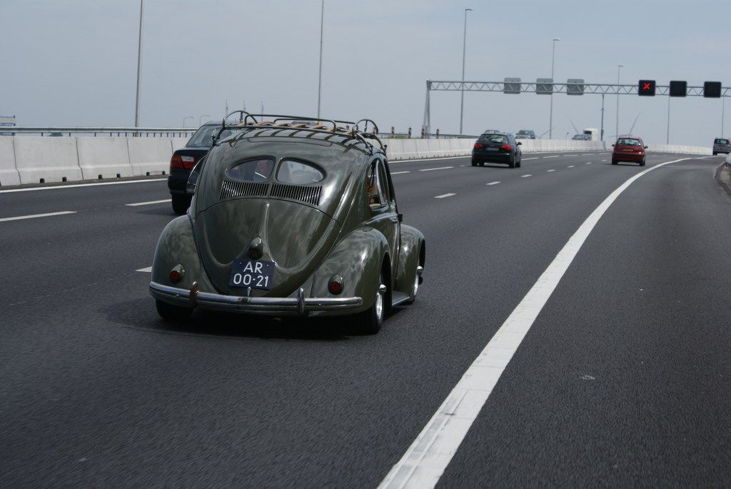 My girls '52 rollin' the streets again!